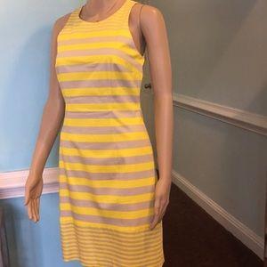 Ladies Cremieux Sleeveless Lined Dress